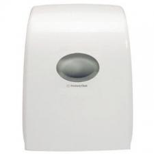 Aquarius 46-6959000 / Rolled - White Hand Towel Dispenser