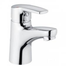 Schulte Alpha 100 / Z058001 - Chrome Basin Mixer without Waste Set